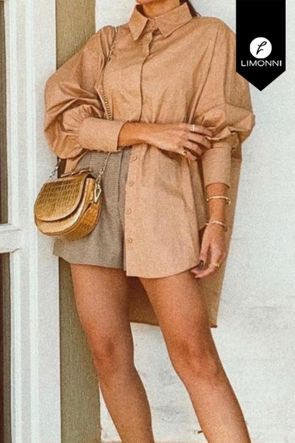 Blusas para mujer Limonni Mailía LI3741 Camiseras
