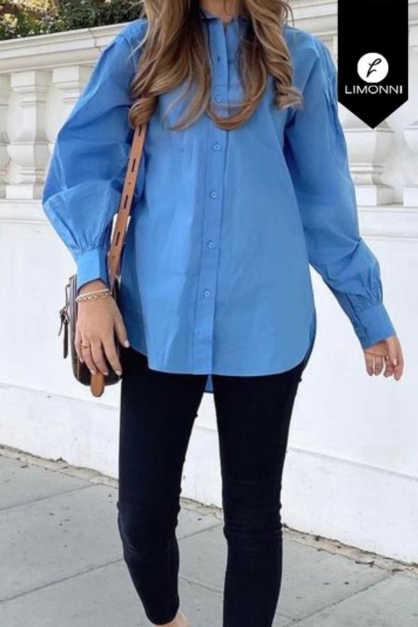 Blusas para mujer Limonni Mailía LI3743 Camiseras