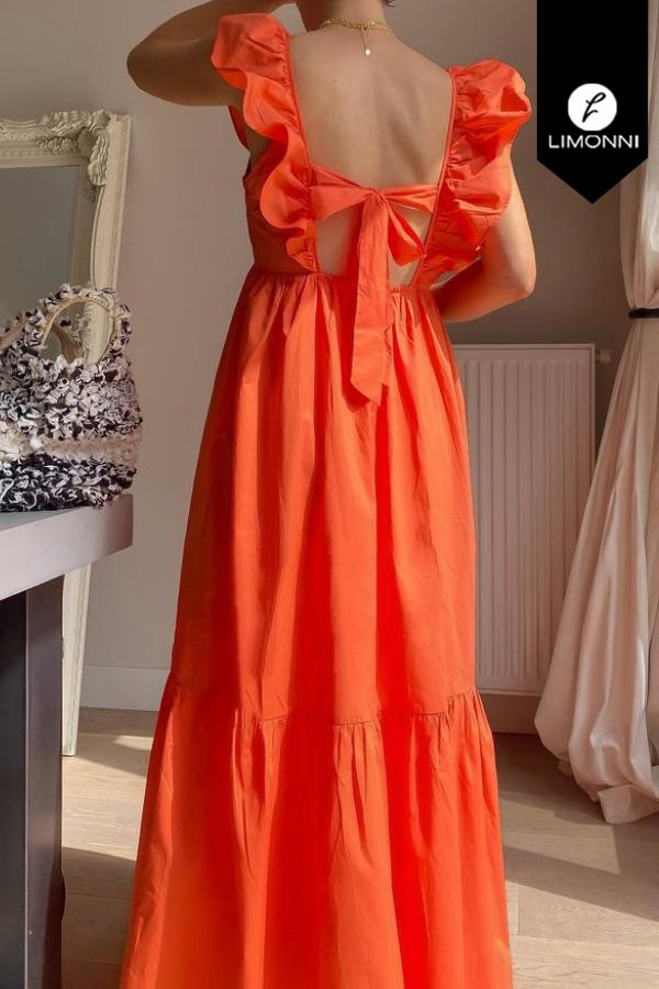 Vestidos para mujer Limonni Mailía LI3748 Maxidress
