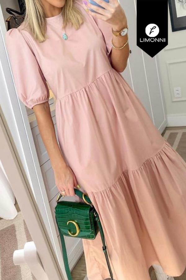 Vestidos para mujer Limonni Mailía LI3749 Maxidress