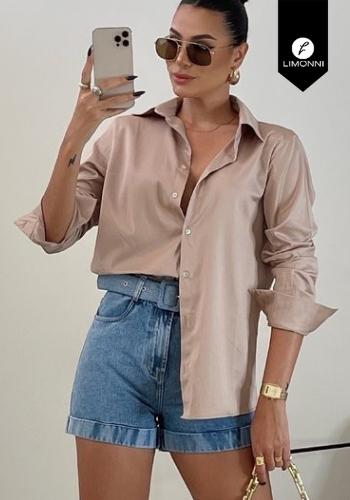 Blusas para mujer Limonni Visionary LI3750 Camiseras