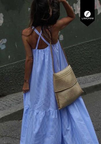 Vestidos para mujer Limonni Mailía LI3765 Maxidress