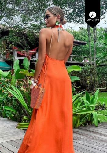 Vestidos para mujer Limonni Mailía LI3766 Maxidress