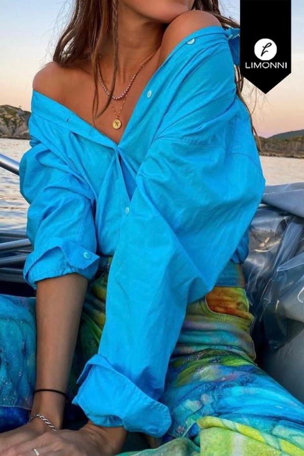 Blusas para mujer Limonni Mailía LI3774 Camiseras