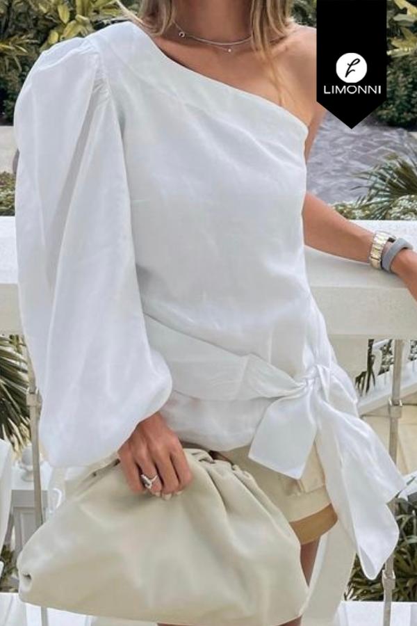 Blusas para mujer Limonni Mailía LI3785 Casuales