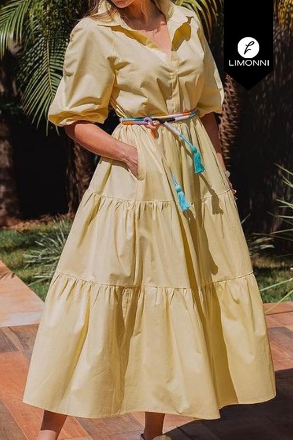 Vestidos para mujer Limonni Mailía LI3787 Maxidress