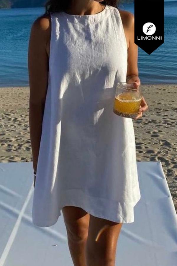 Vestidos para mujer Limonni Mailía LI3788 Cortos Casuales