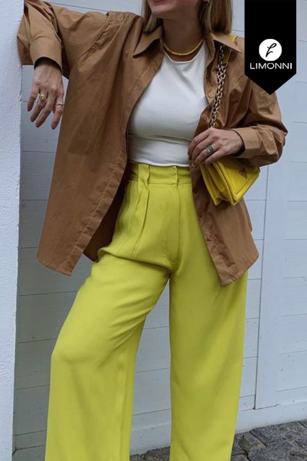 Blusas para mujer Limonni Mailía LI3799 Camiseras