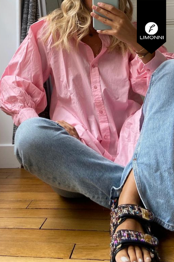 Blusas para mujer Limonni Mailía LI3810 Camiseras