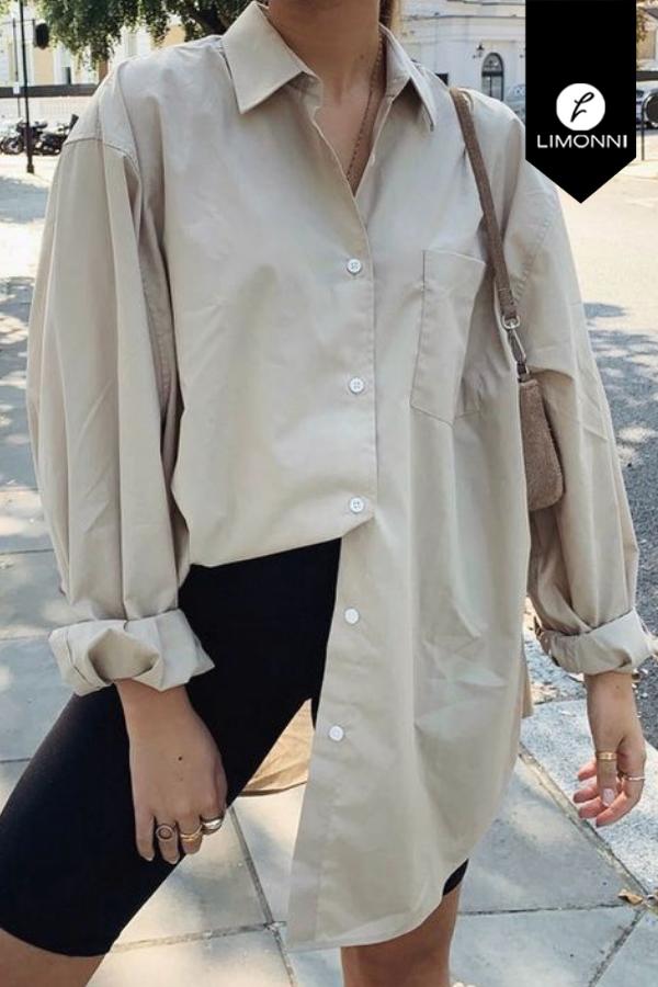 Blusas para mujer Limonni Mailía LI3813 Camiseras