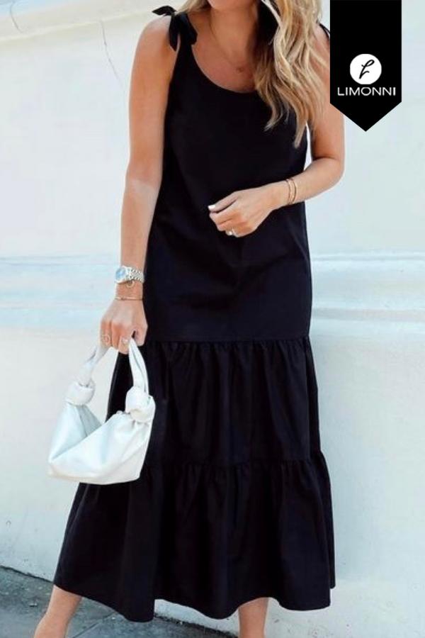 Vestidos para mujer Limonni Mailía LI3824 Maxidress