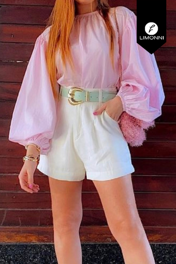Blusas para mujer Limonni Mailía LI3825 Casuales