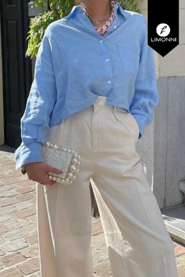 Blusas para mujer Limonni Mailía LI3826 Camiseras