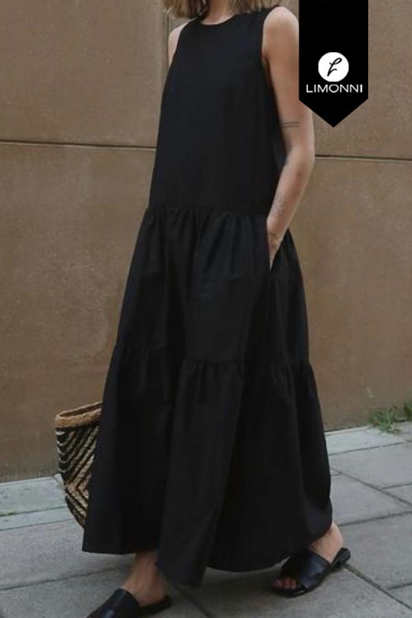 Vestidos para mujer Limonni Mailía LI3832 Maxidress