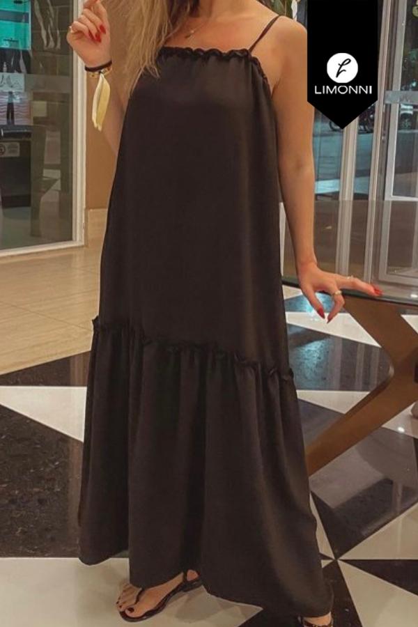 Vestidos para mujer Limonni Mailía LI3835 Maxidress
