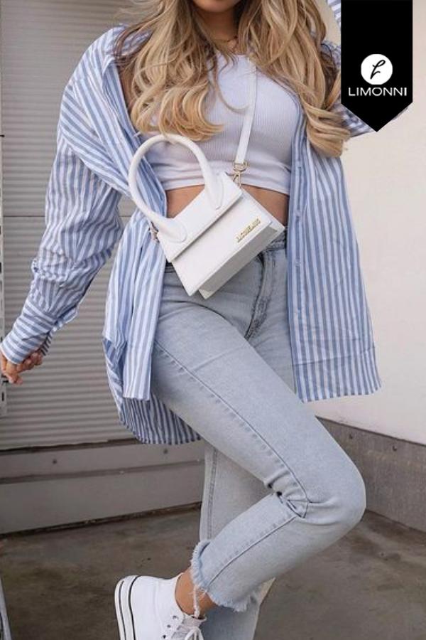 Blusas para mujer Limonni Mailía LI3839 Camiseras