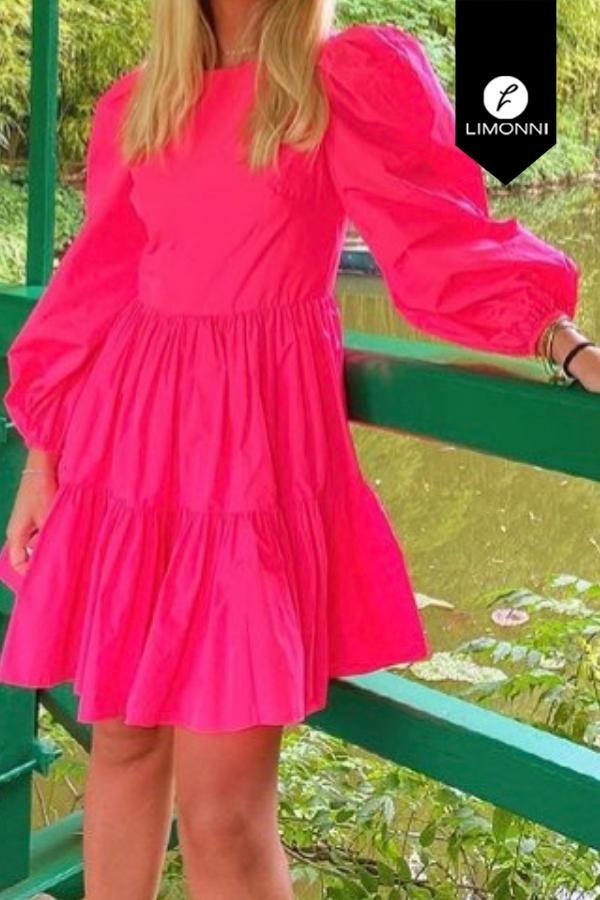 Vestidos para mujer Limonni Mailía LI3840 Cortos Casuales