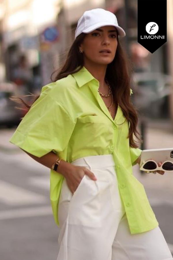 Blusas para mujer Limonni Mailía LI3843 Camiseras