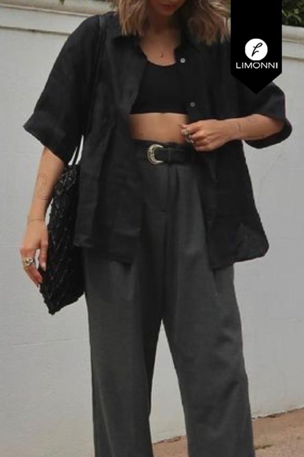 Blusas para mujer Limonni Mailía LI3844 Camiseras