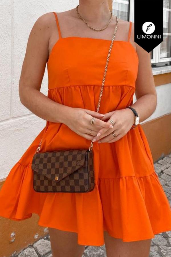 Vestidos para mujer Limonni Mailía LI3847 Cortos Casuales
