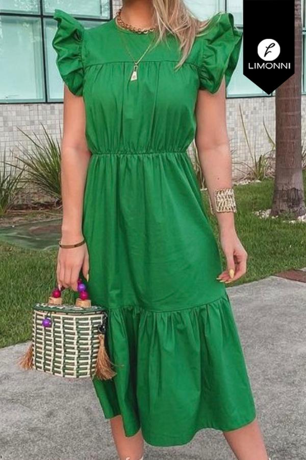 Vestidos para mujer Limonni Mailía LI3854 Maxidress