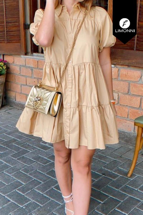 Vestidos para mujer Limonni Mailía LI3868 Cortos Casuales