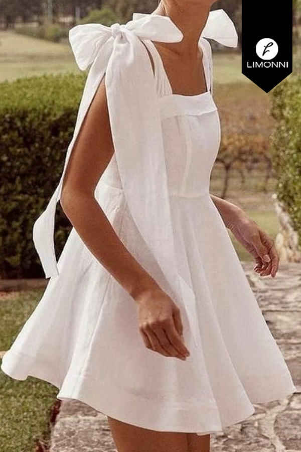 Vestidos para mujer Limonni Mailía LI3870 Cortos Casuales