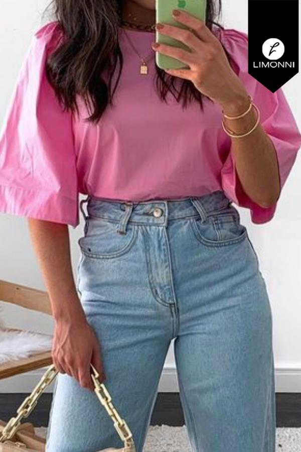 Blusas para mujer Limonni Mailía LI3875 Casuales
