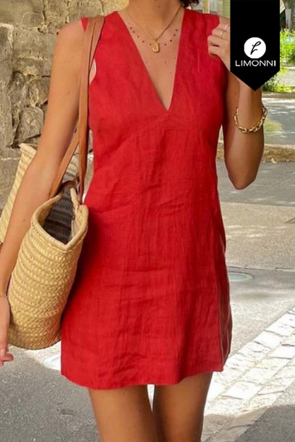 Vestidos para mujer Limonni Mailía LI3878 Cortos Casuales