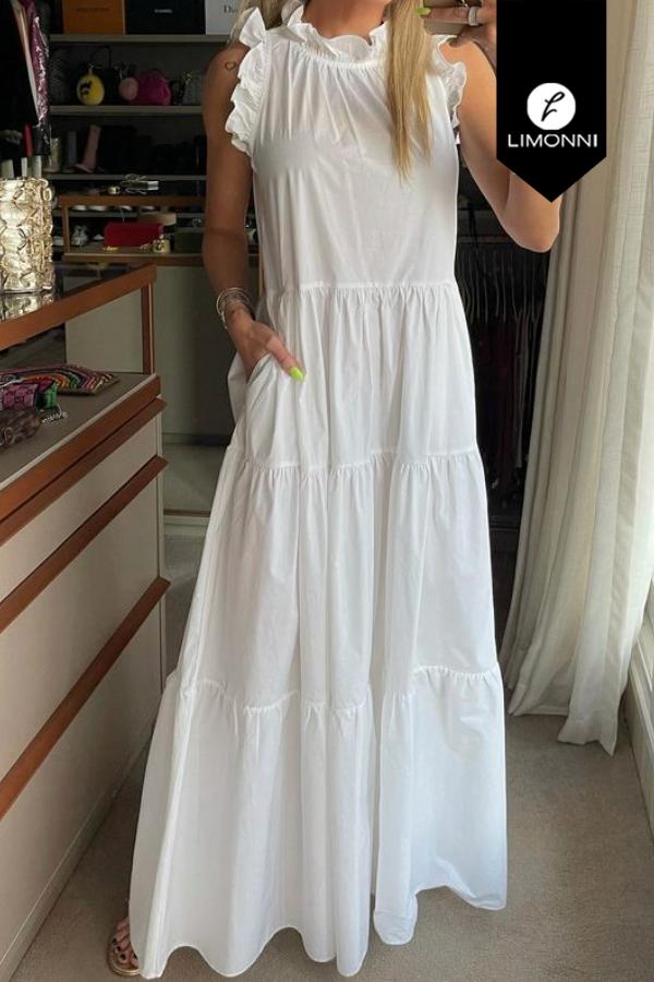 Vestidos para mujer Limonni Mailía LI3879 Maxidress