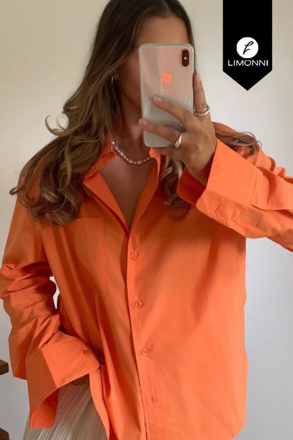 Blusas para mujer Limonni Mailía LI3881 Camiseras