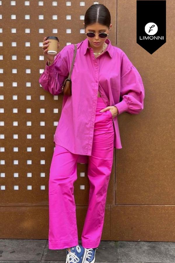 Blusas para mujer Limonni Mailía LI3889 Camiseras