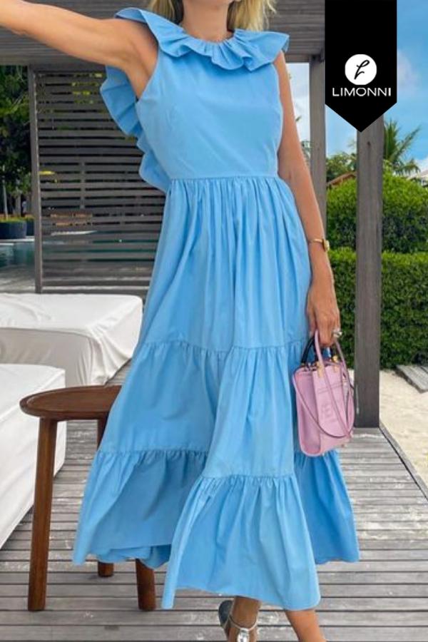 Vestidos para mujer Limonni Mailía LI3890 Maxidress