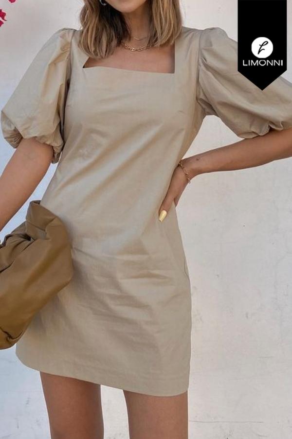 Vestidos para mujer Limonni Mailía LI3896 Cortos Casuales