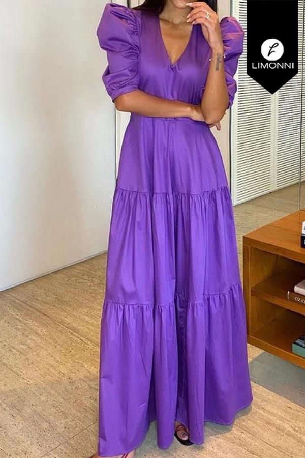 Vestidos para mujer Limonni Mailía LI3899 Maxidress