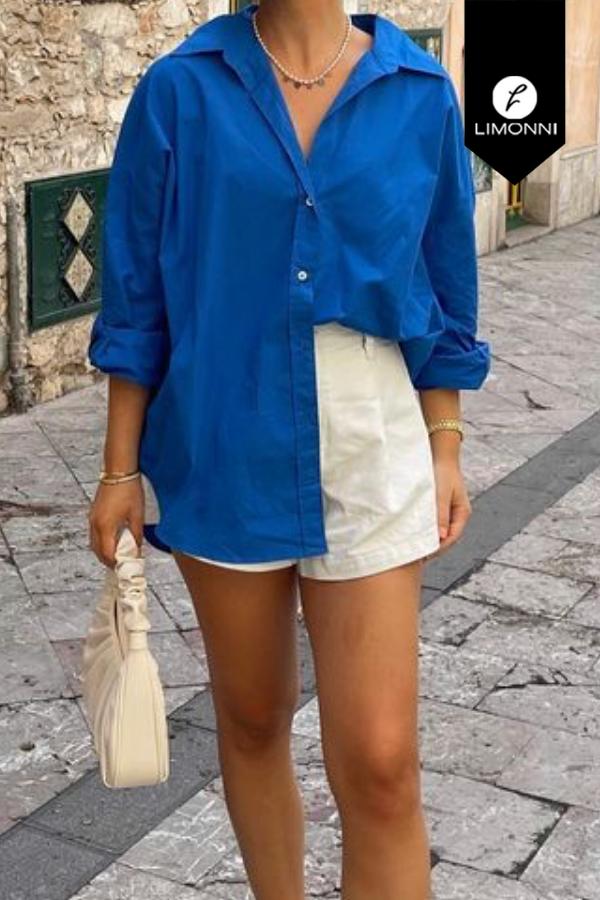 Blusas para mujer Limonni Mailía LI3905 Camiseras