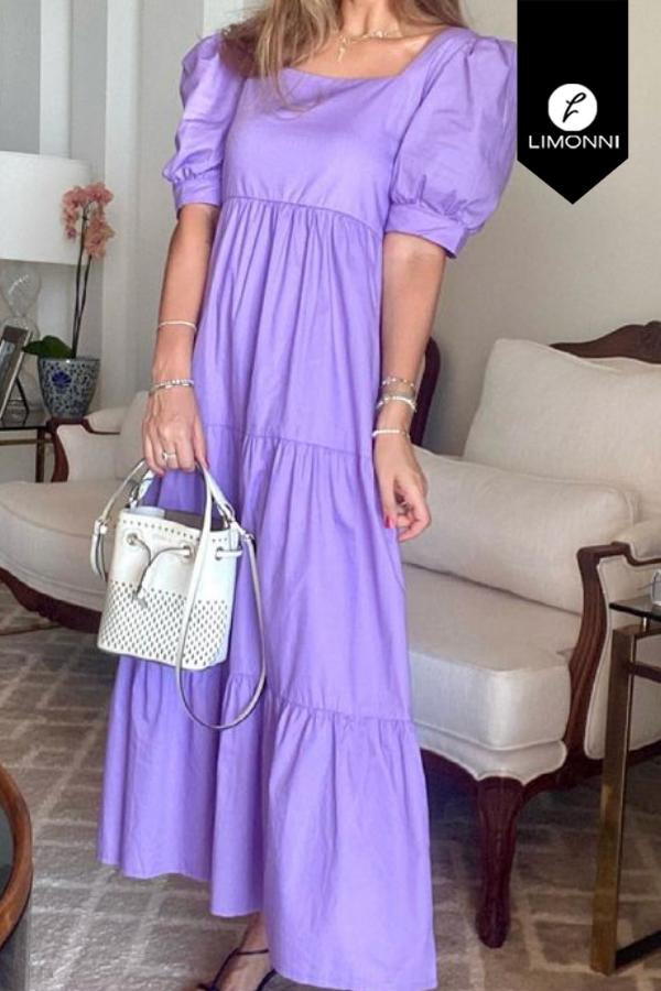 Vestidos para mujer Limonni Mailía LI3917 Maxidress