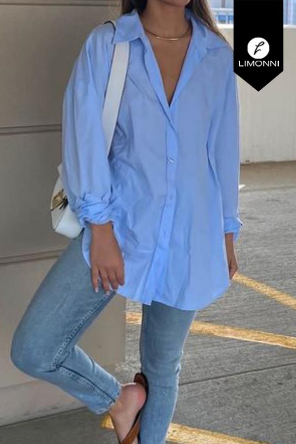 Blusas para mujer Limonni Mailía LI3918 Camiseras
