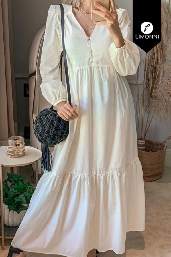 Vestidos para mujer Limonni Mailía LI3919 Maxidress