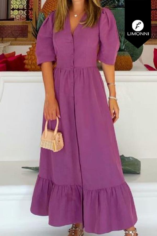 Vestidos para mujer Limonni Mailía LI3924 Maxidress