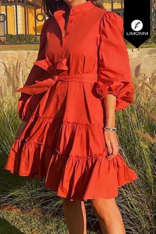 Vestidos para mujer Limonni Mailía LI3925 Cortos Casuales