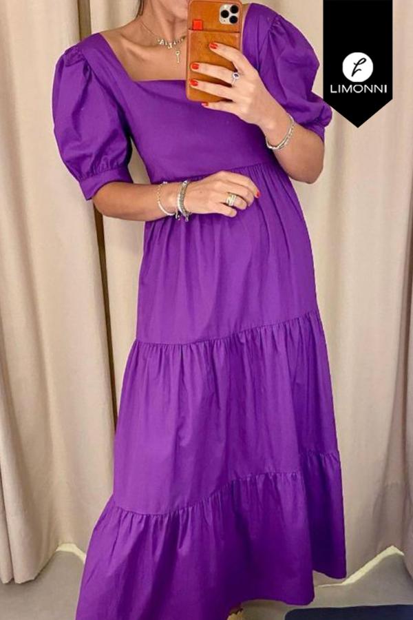 Vestidos para mujer Limonni Mailía LI3926 Maxidress