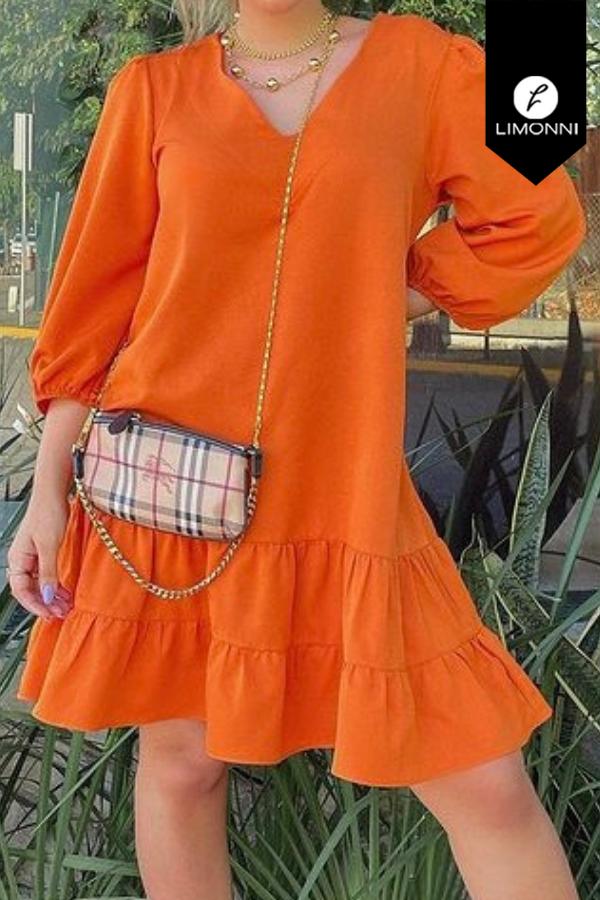 Vestidos para mujer Limonni Mailía LI3927 Cortos Casuales