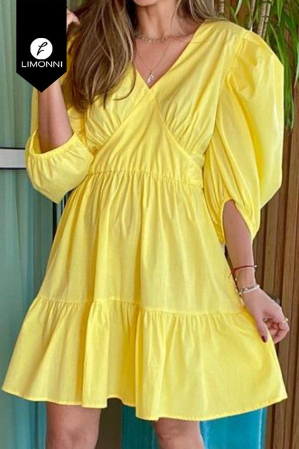 Vestidos para mujer Limonni Mailía LI3931 Cortos Casuales