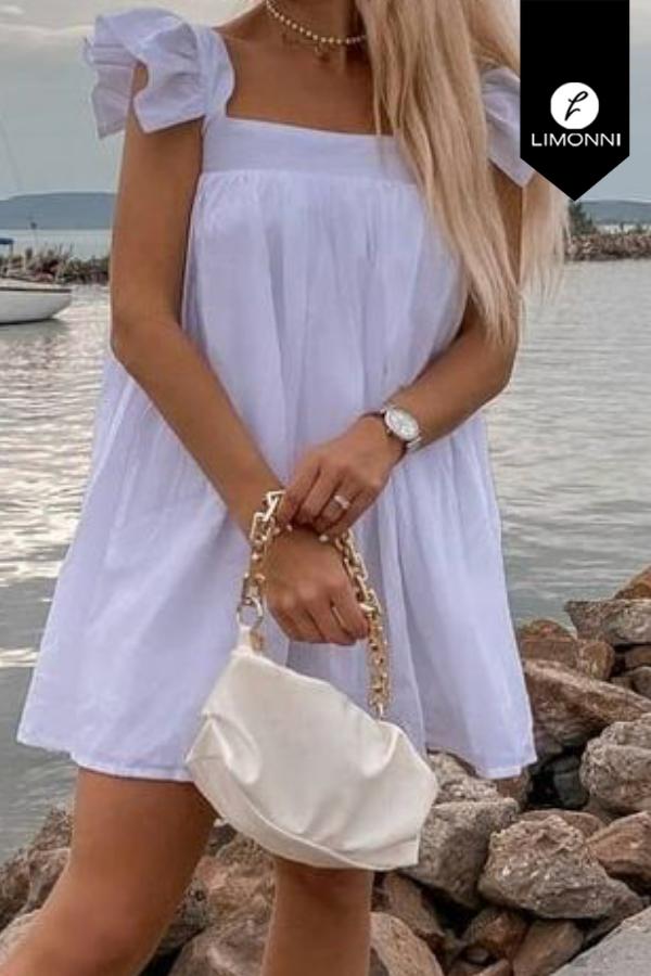 Vestidos para mujer Limonni Mailía LI3932 Cortos Casuales