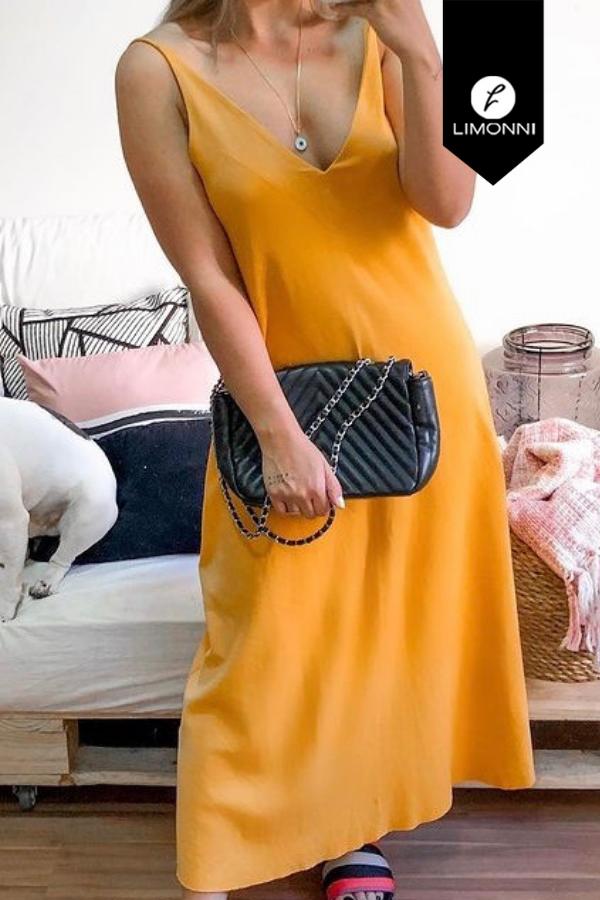 Vestidos para mujer Limonni Mailía LI3934 Maxidress
