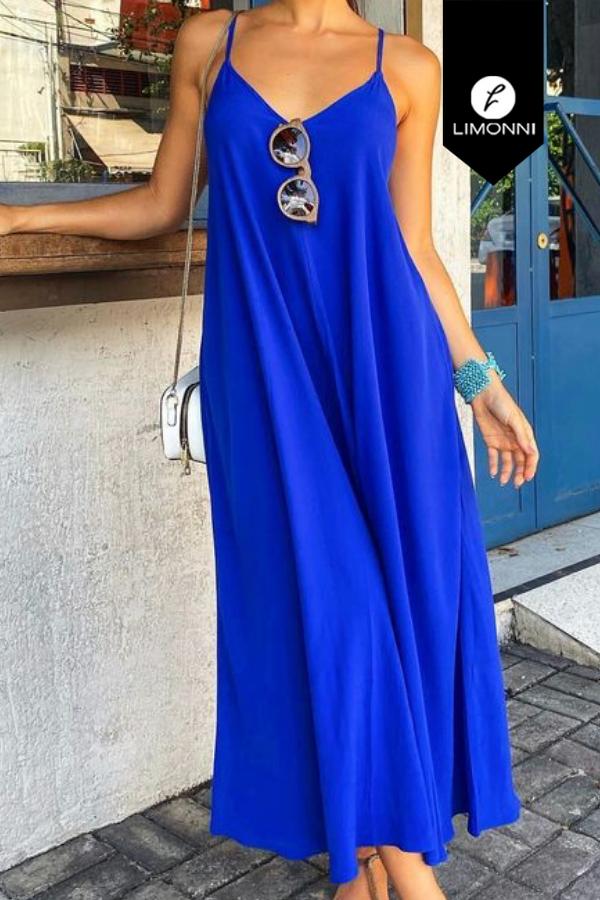 Vestidos para mujer Limonni Mailía LI3935 Maxidress