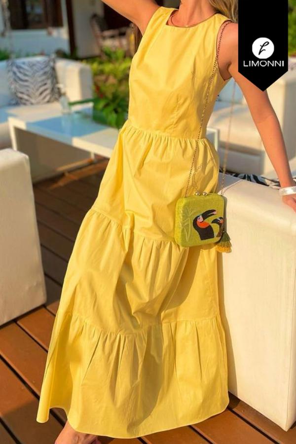 Vestidos para mujer Limonni Mailía LI3947 Maxidress