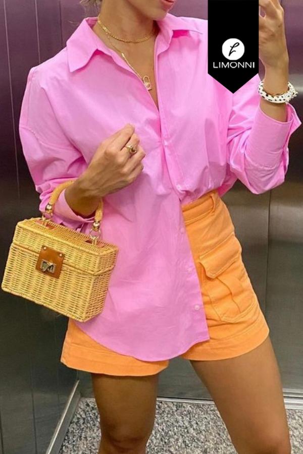 Blusas para mujer Limonni Mailía LI3948 Camiseras