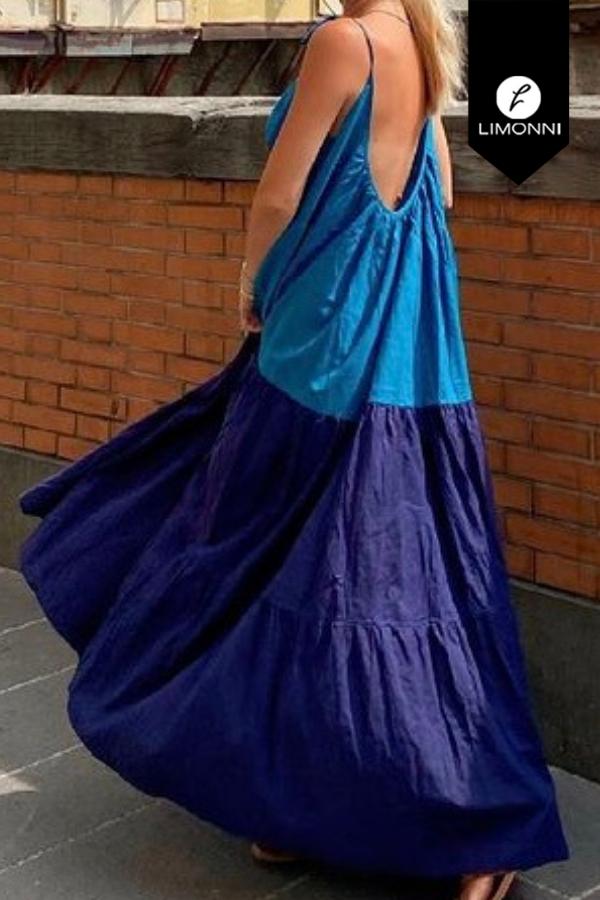 Vestidos para mujer Limonni Mailía LI3951 Maxidress